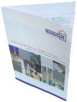 Remmers - буклет - офсетная печать буклетов