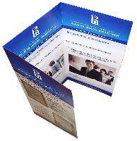 Студия Рост - буклет - офсетная печать буклетов