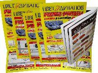 Распространение буклетов по городам Московской области