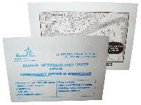 Распространение листовок в районе Братеево г. Москвы