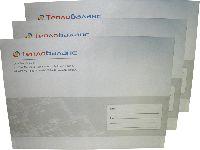 ТеплоБаланс - офсетная печать конвертов