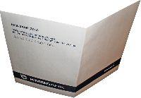 КМБ Банк - офсетная печать на конвертах формата С4
