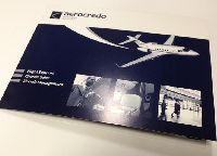 Буклет Aerocredo - цифровая печать