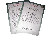 Листовка А4, офсетная печать, бумага офсетная 80 гр