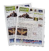 Газета - печать и распространение